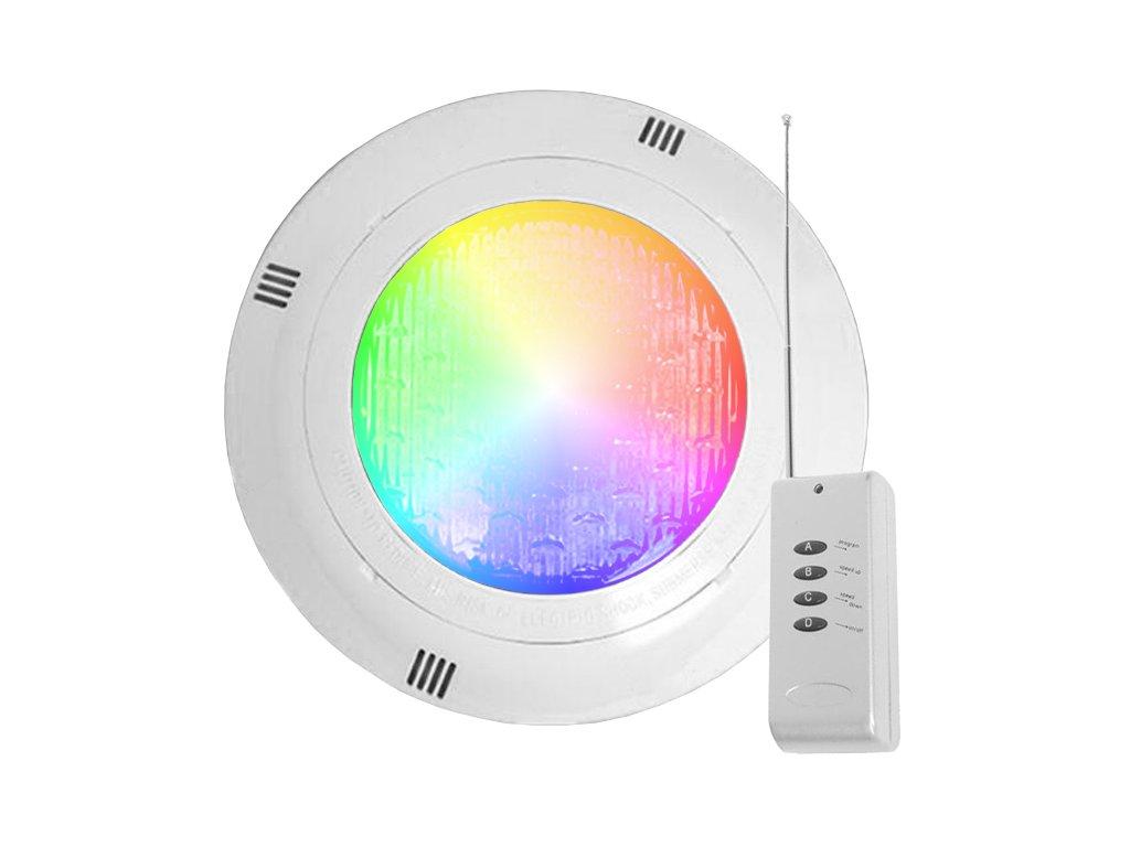 LED osvětlení bazénu