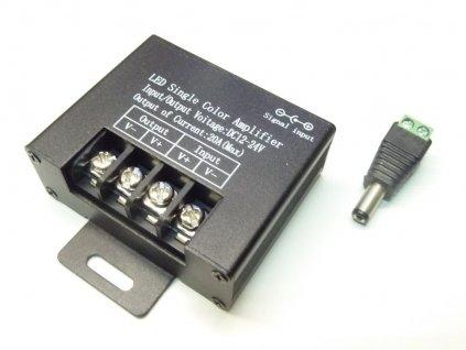 Zesilovače RGB a LED signálu