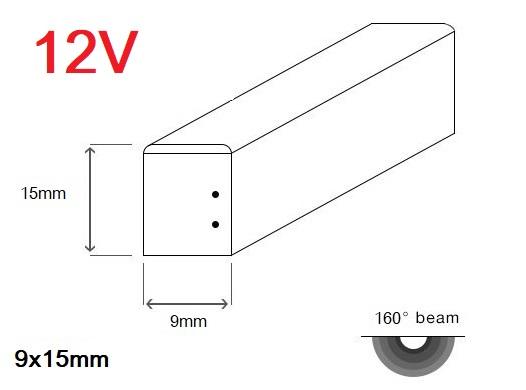 LED neon 12V