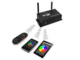 Ovladače pro RGB, RGBW pásky