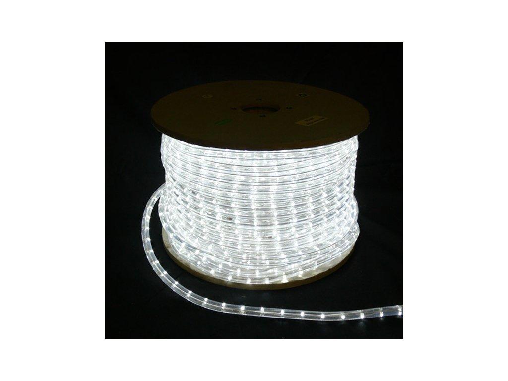 LED světelný kabel studený bílý ( cena za1m )