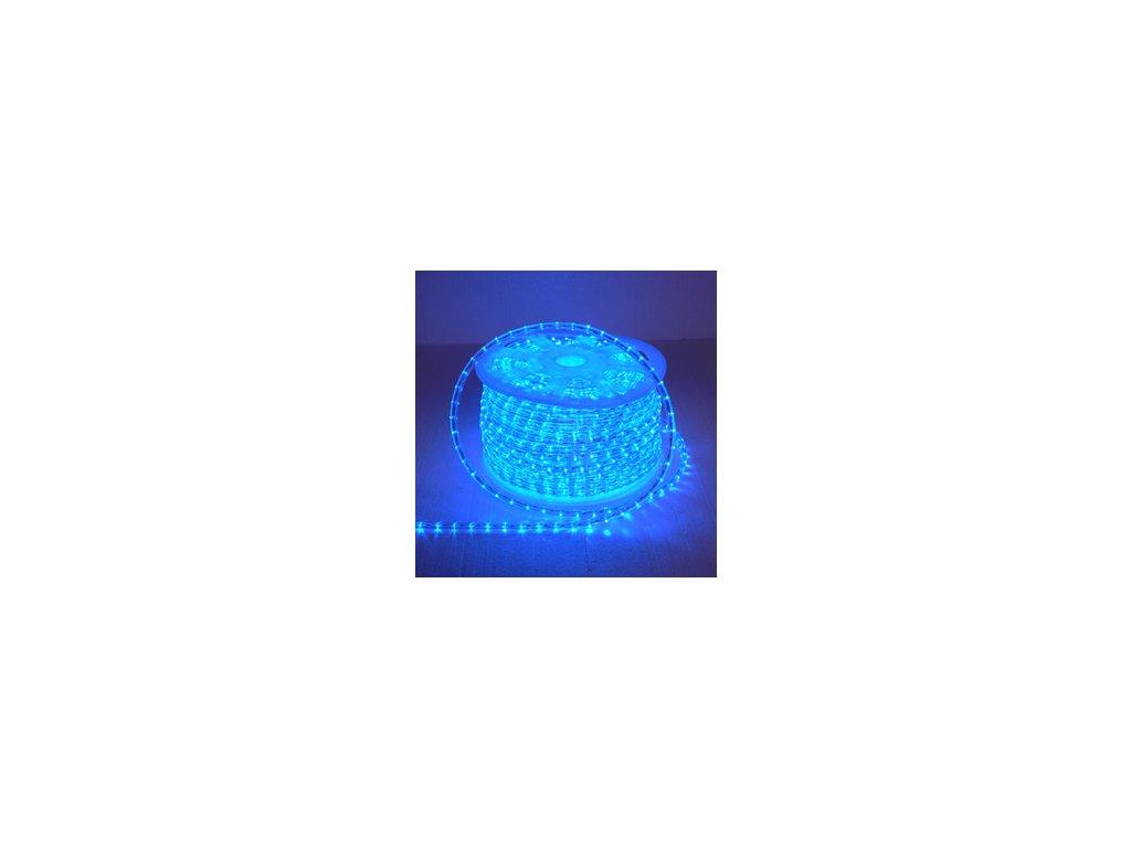 SIKOV LED světelný kabel modrý
