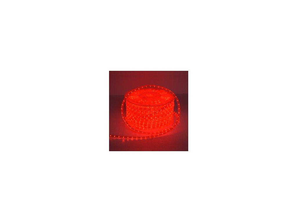 SIKOV LED světelný kabel červený