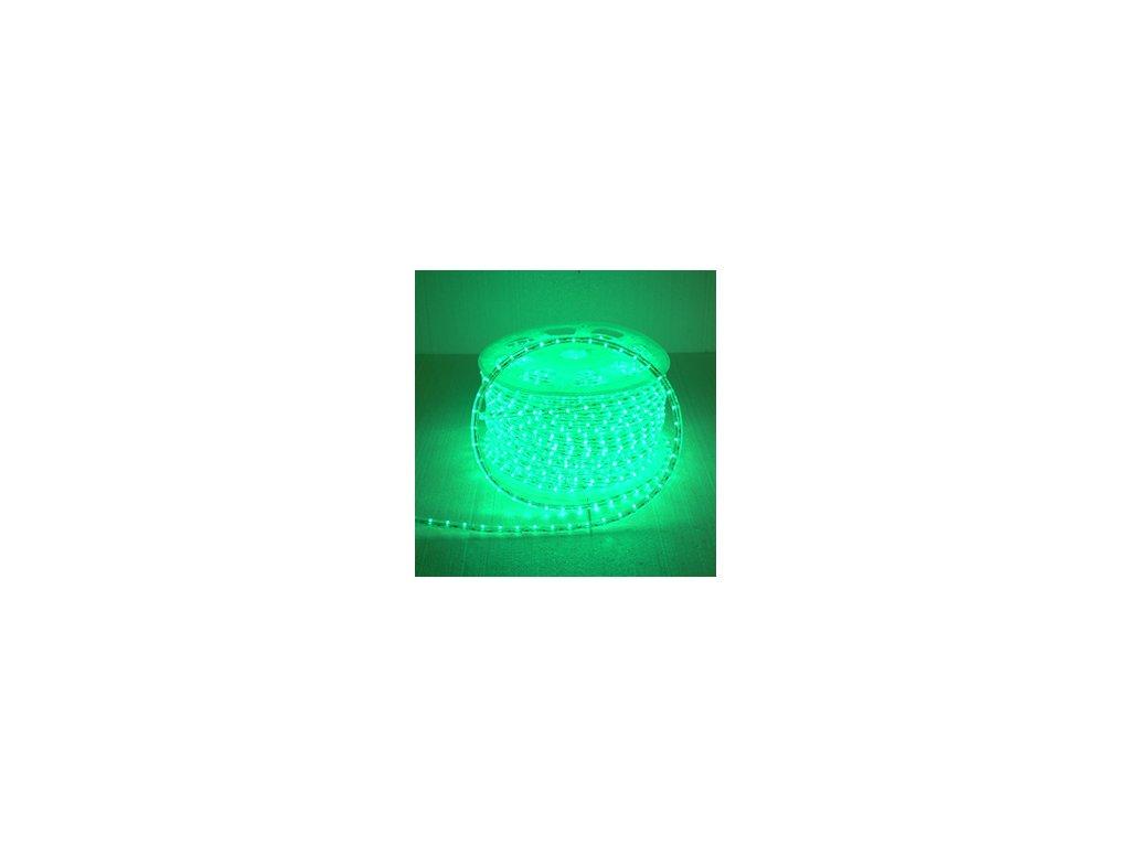 LED světelný kabel zelený ( cena za 1m ) LV-117-1267