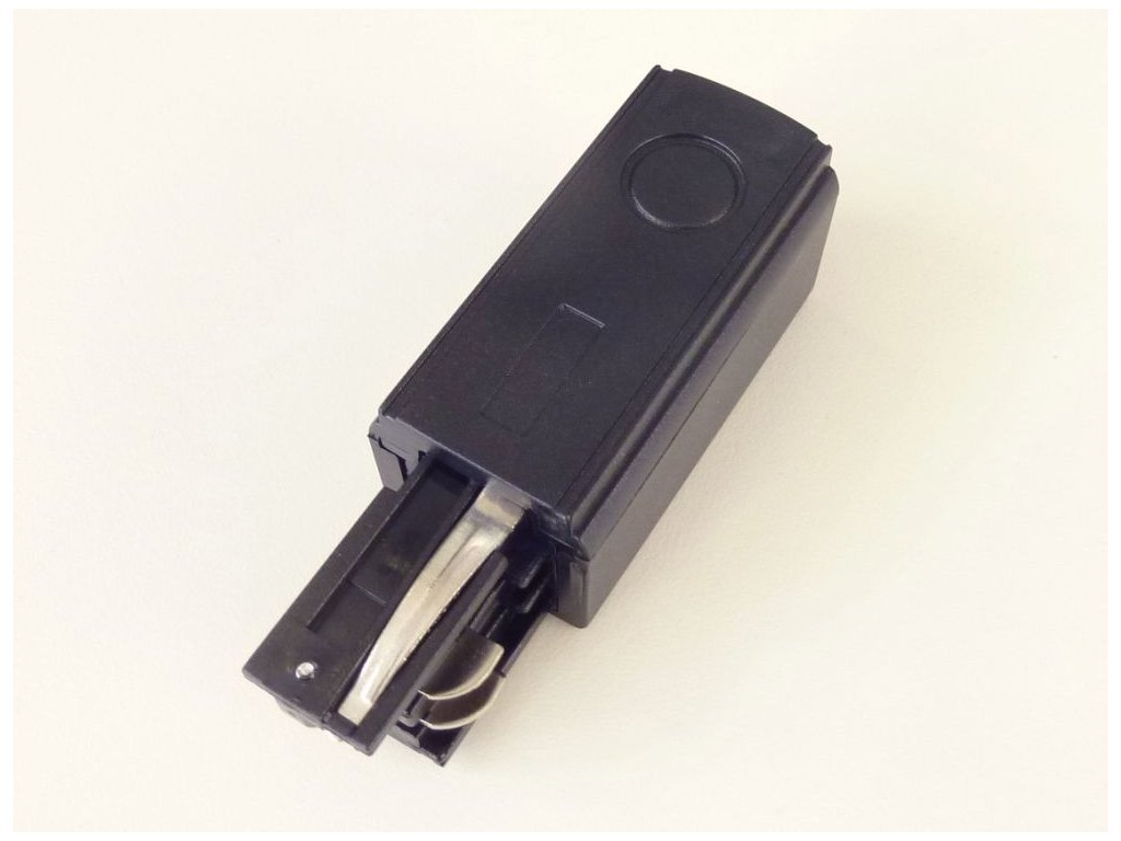 Třífázová koncovka 3F s přívodem pro třífázovou lištu