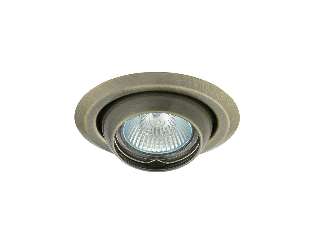 ARGUS CT-2117-BR/M - Podhledové bodové svítidlo