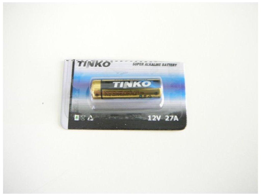Baterie pro LED ovladače - Baterie A27 12V