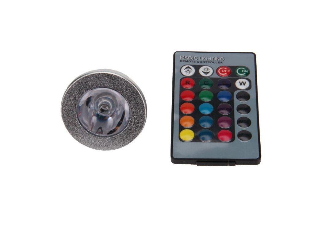 LED žárovka RGB16-2 žárovka MR16 - 60° - RGB
