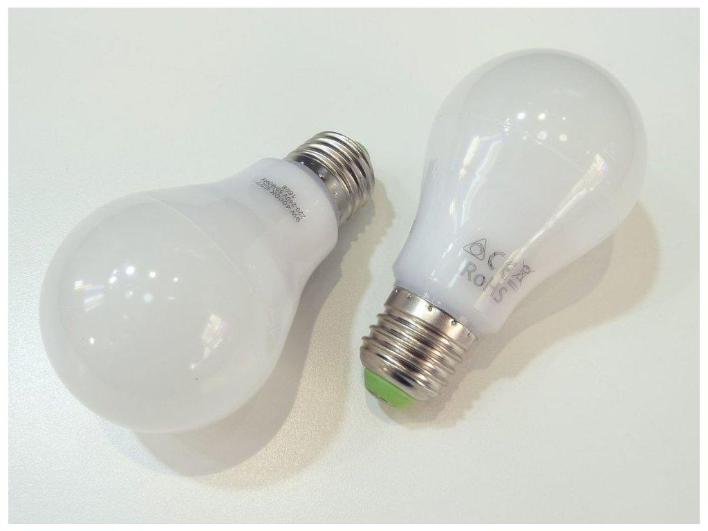 LED žárovka E27 EV9W-DIM stmívatelná - Denní bílá