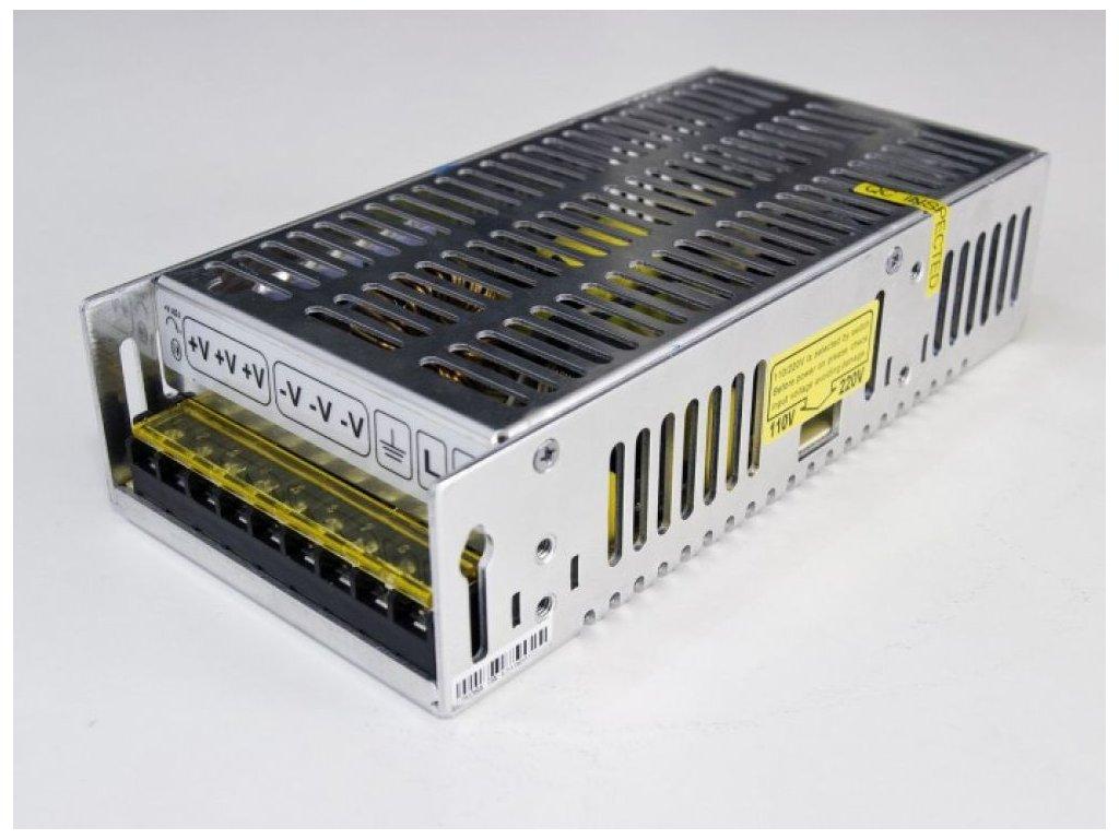 LED zdroj 24V 240W vnitřní - 24V 240W zdroj vnitřní TLPZ-24-240
