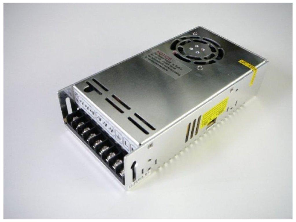 LED zdroj 24V 350W vnitřní - 24V 350W zdroj vnitřní TLPZ-24-350
