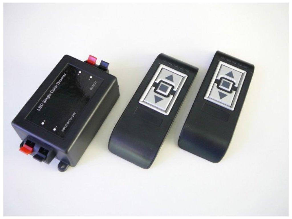 LED ovladač stmívač RF10 - 2x ovladač