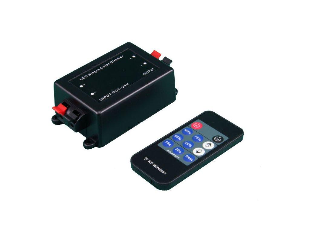 LED ovladač stmívač RF11 - LED ovladač stmívač RF11