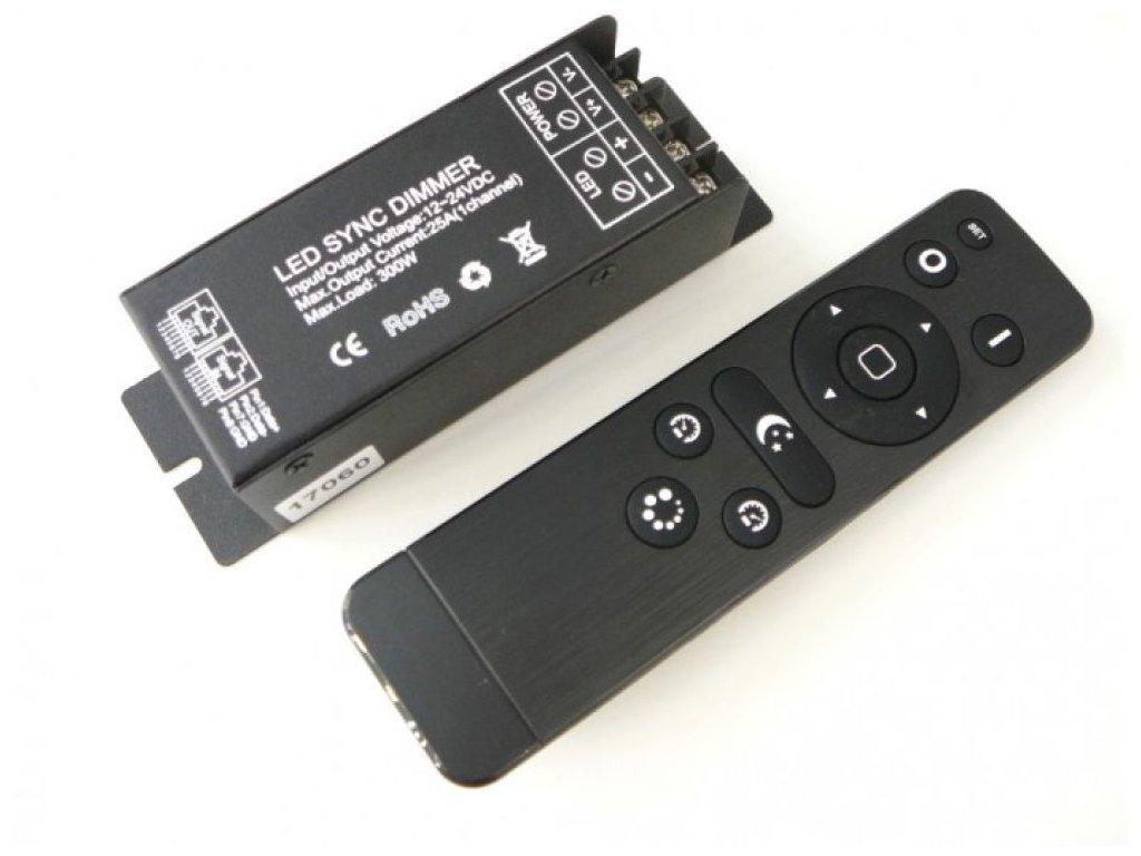 LUXURY RF25A ovladač pro LED - LUXURY RF25A ovladač pro LED