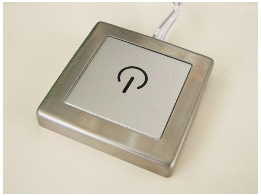 Dotykový stmívač NDS1 12-24V - NDS1 nástěnný dotykový