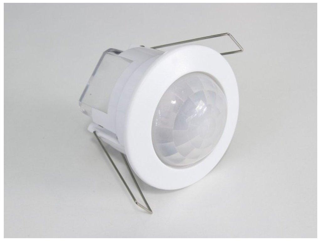 PIR pohybové čidlo IS2-P 230V - Pohybové čidlo infra IS2-P 230V do podhledu