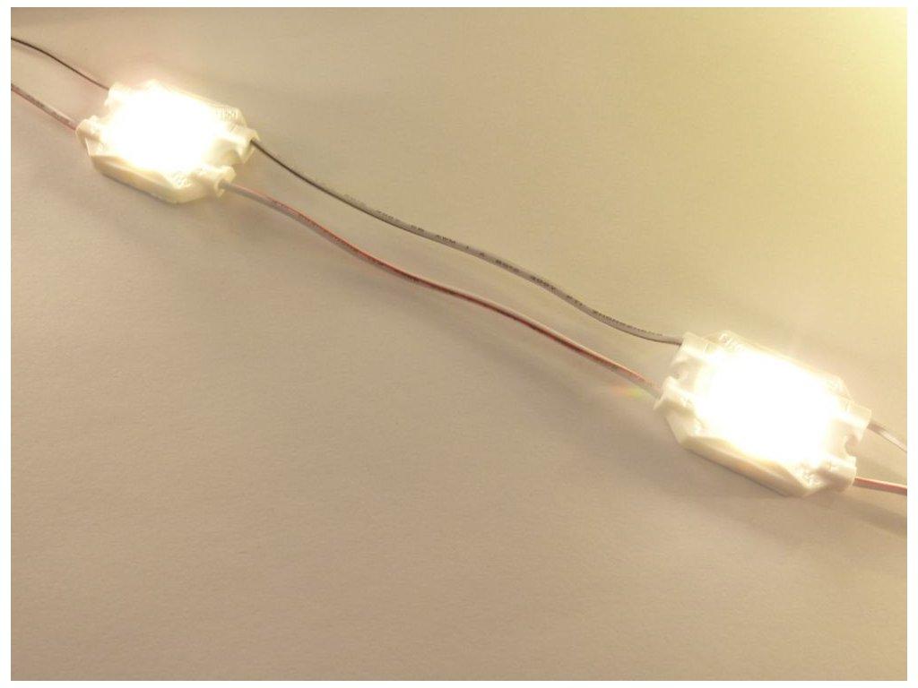 LED modul 0,72W 3725-170-12V - Teplá bílá
