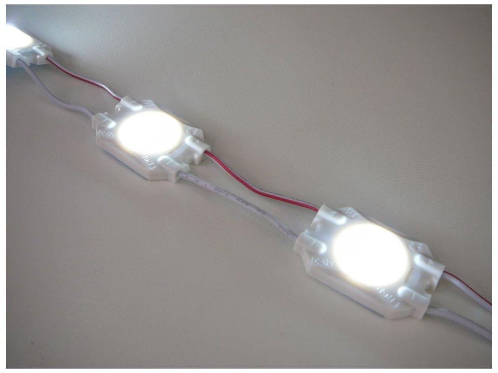 LED modul 0,72W 3725-170-12V - Studená bílá