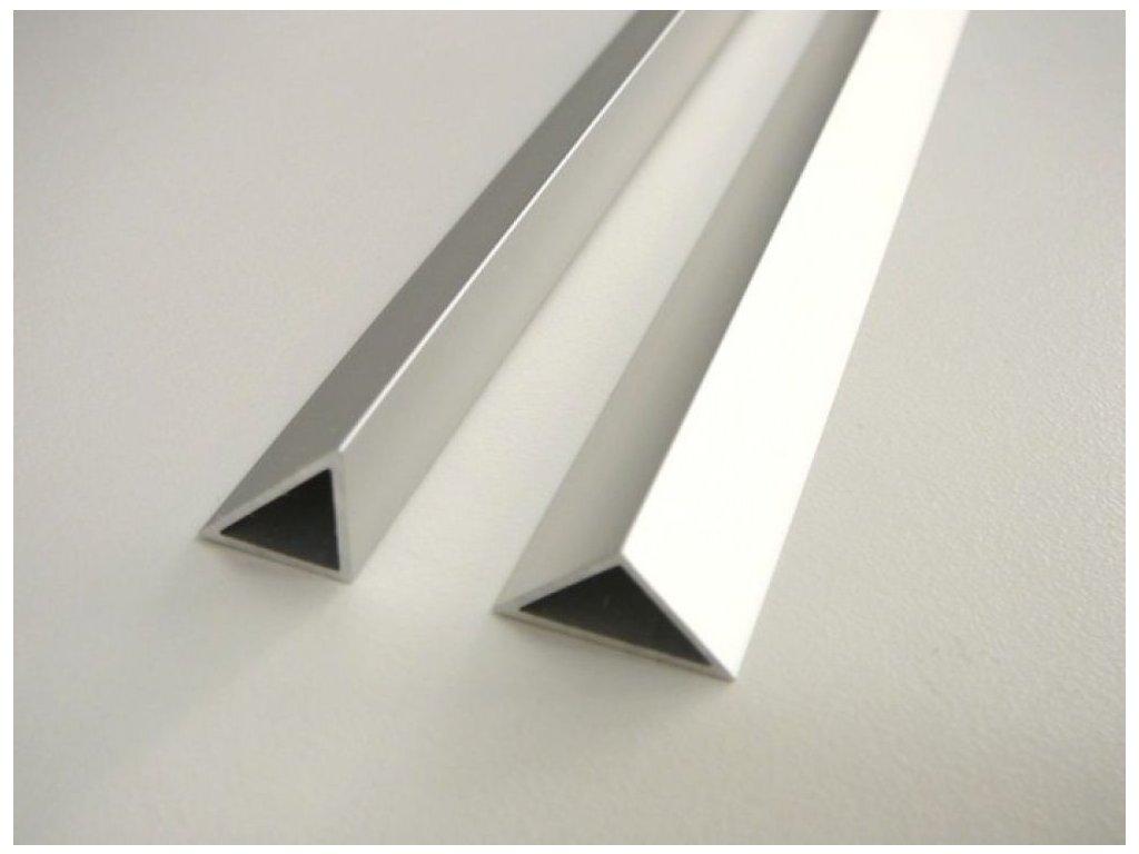 LED profil TRIANGEL - Profil bez krytu 2m