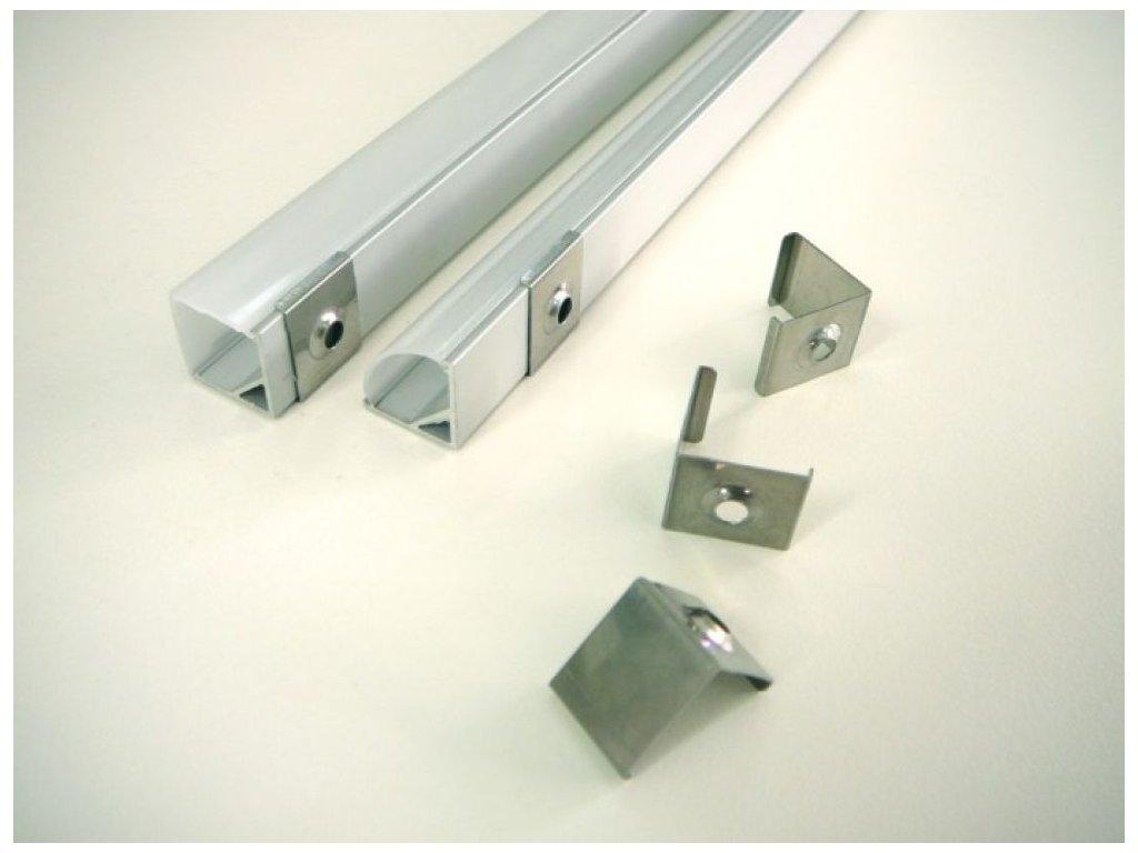 Úchyt R5 profilu pro led pásky - Úchyt R5 profilu pro led pásky