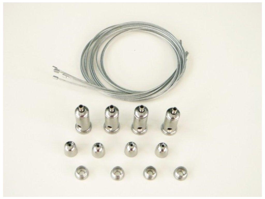 Závěsná lanka pro LED panel E6060, P6060, E30120 a P30120 - Závěsná lanka pro LED panel E6060, P6060, E30120 a P30120