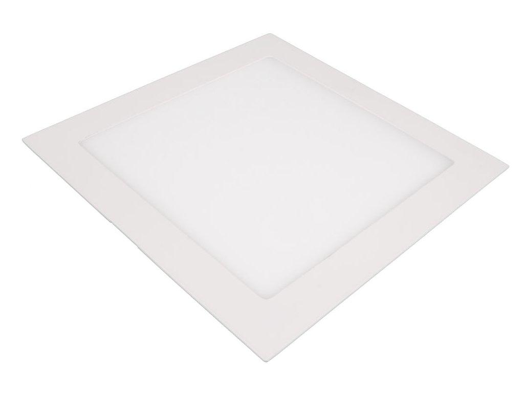 SN18 LED panel 18W čtverec 225x225mm - Teplá bílá