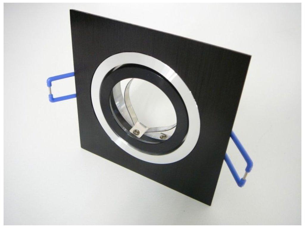 Podhledový rámeček D10-1B černý - Podhledový rámeček D10-1B černý