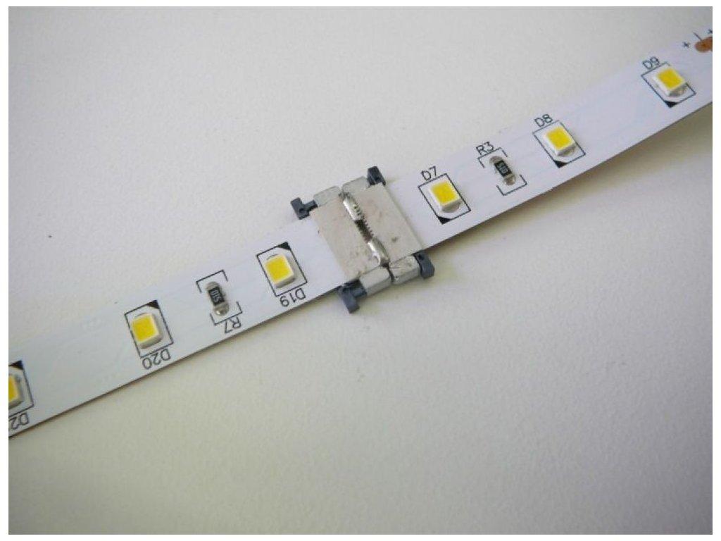 1barva spojka pro LED pásek - 8mm