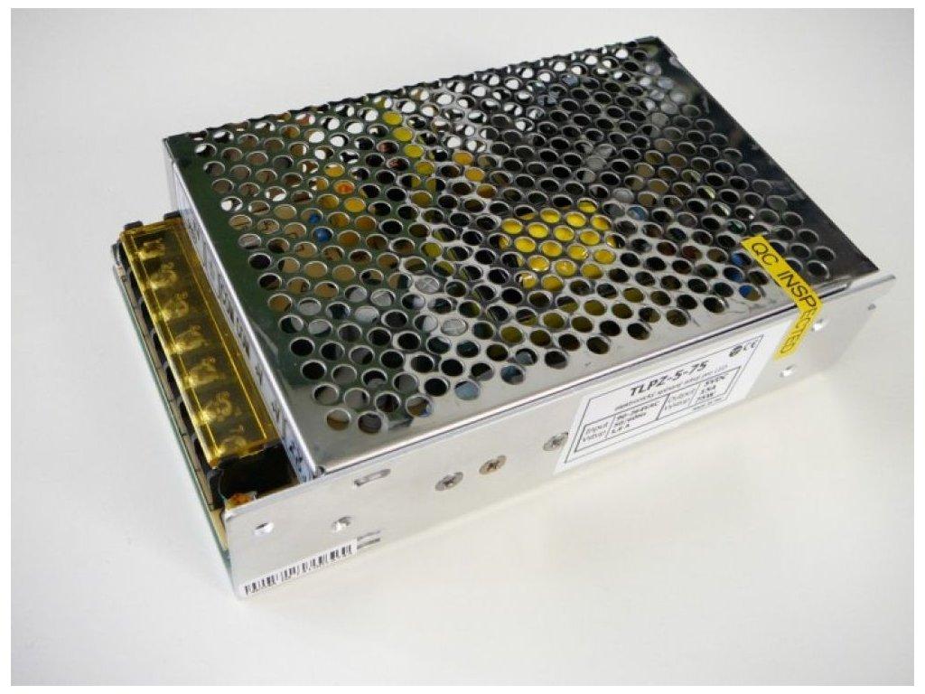 LED zdroj 5V 70W vnitřní - LED zdroj 5V 70W vnitřní