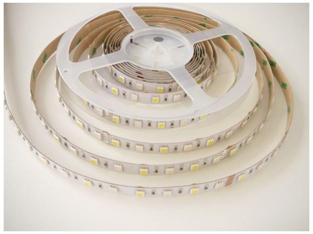 24V RGB+DW 14,4W vnitřní LED pásek záruka 3 roky - 24V RGB+DW 14,4W vnitřní LED pásek záruka 3 roky
