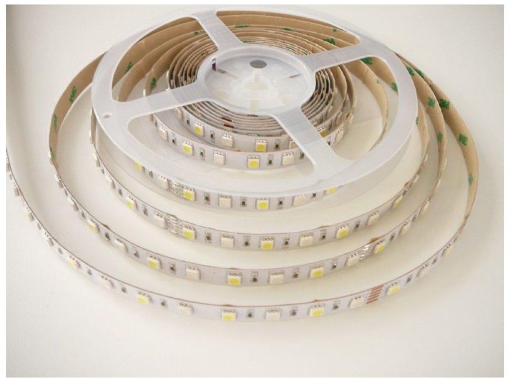 24V RGB+CW 14,4W vnitřní LED pásek záruka 3 roky - 24V RGB+CW 14,4W vnitřní LED pásek záruka 3 roky