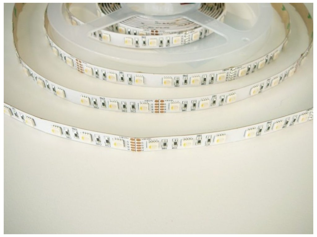 24V RGBW4v1-CW 19,2W vnitřní LED pásek záruka 3 roky - RGBW