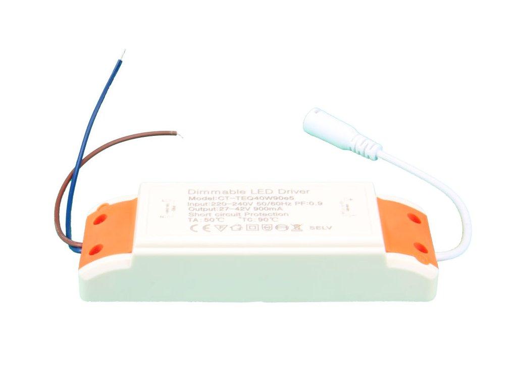 Stmívatelný zdroj pro panel E6060 a P6060 - Stmívatelný zdroj pro panel E6060 a P6060