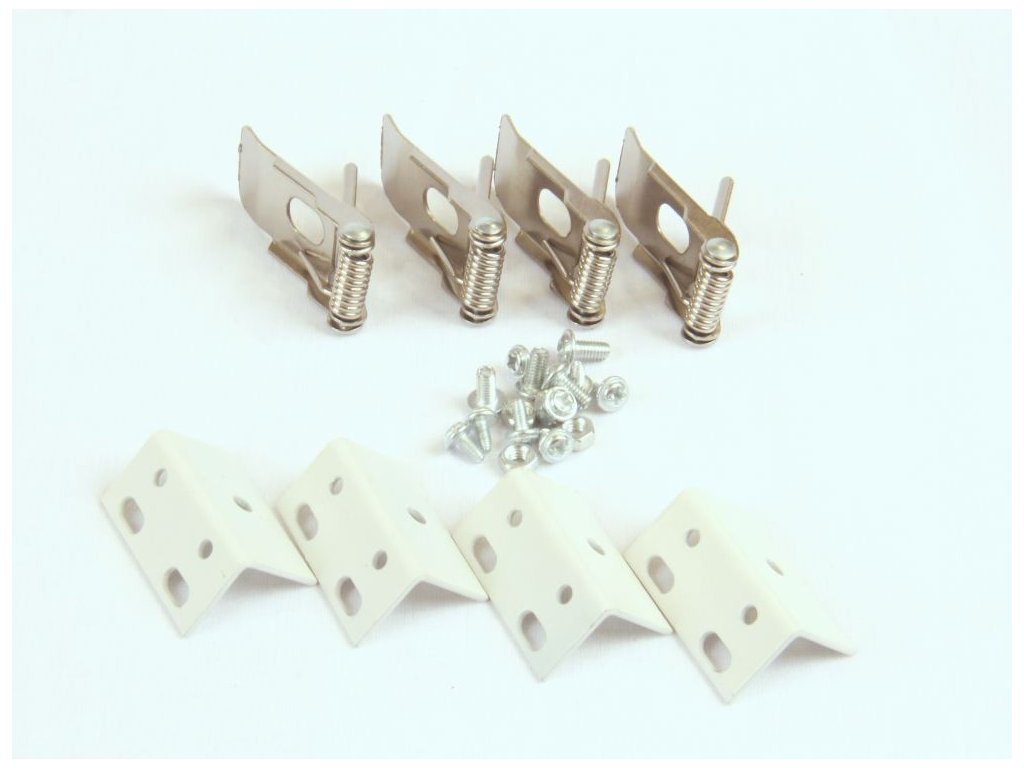 Pružiny 4ks pro panel E6060, P6060, E30120 a P30120 - Pružiny 4ks pro panel E6060, P6060, E30120 a P30120