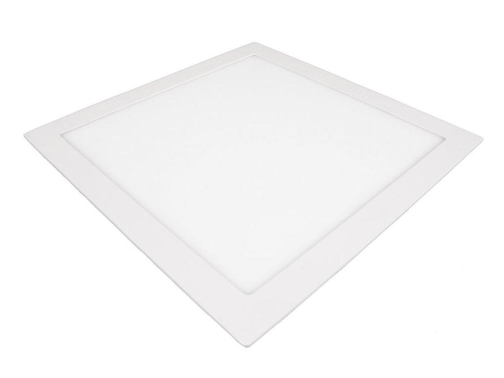 SN24 LED panel 24W čtverec 300x300mm - Teplá bílá