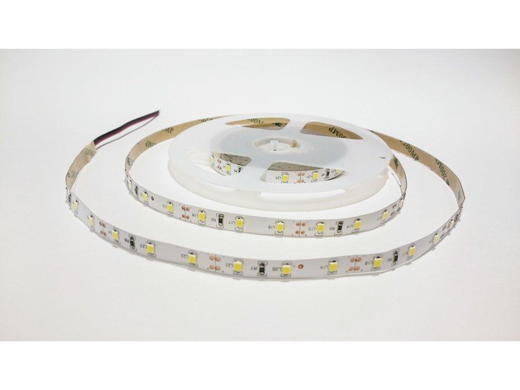 LED pásek 2835 60led/m 4000K IP20 Záruka tři roky SIKOV