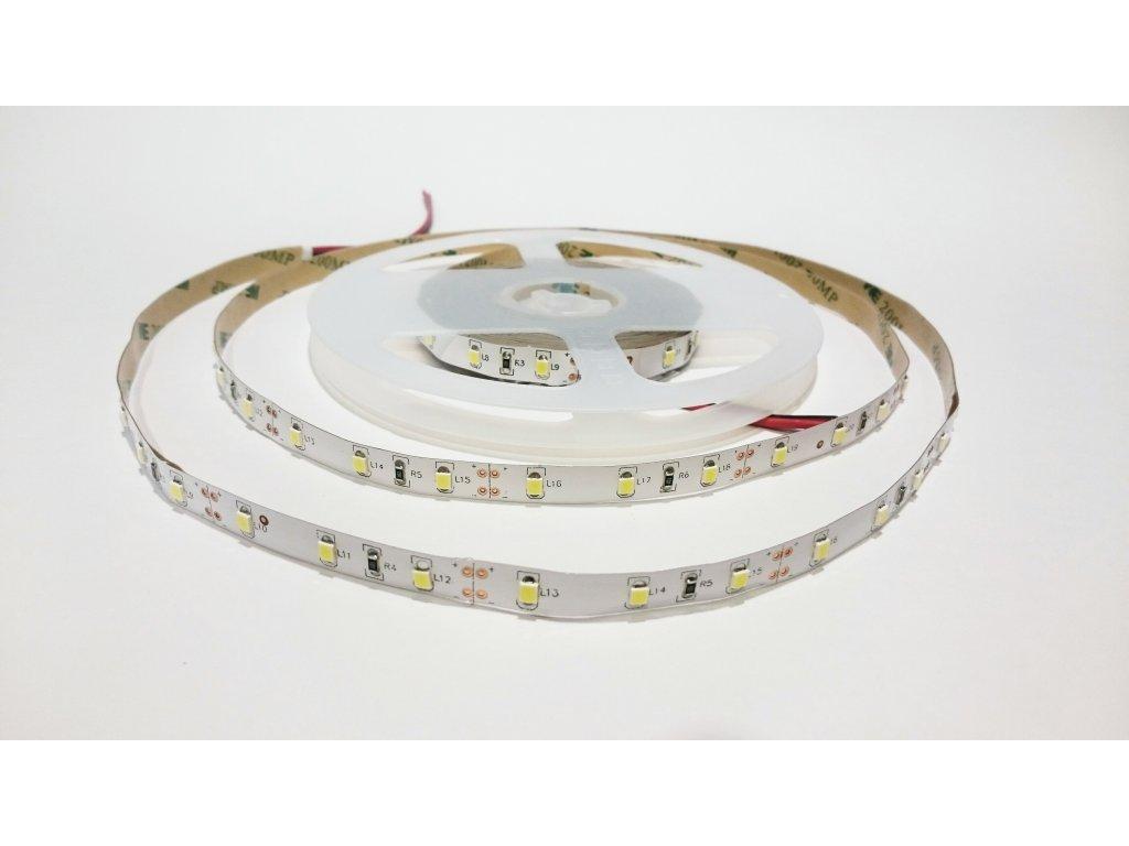 LED pásek 2835 60led/m 6000K IP20 Záruka tři roky SIKOV