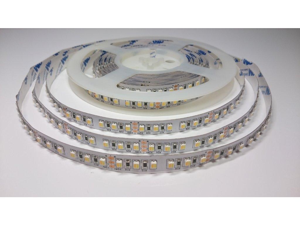 Výprodej LED pásek 3020 CCT 12V 60led/m IP20 Záruka tři roky SIKOV