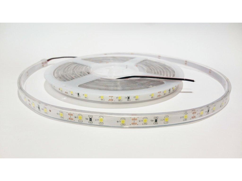 LED pásek 2835 60led/m 4000K IP68 Záruka tři roky SIKOV