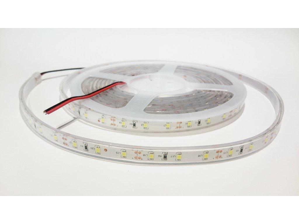 SIKOV LED pásek 2835 12V 60led/m 6000K IP68 Záruka tři roky