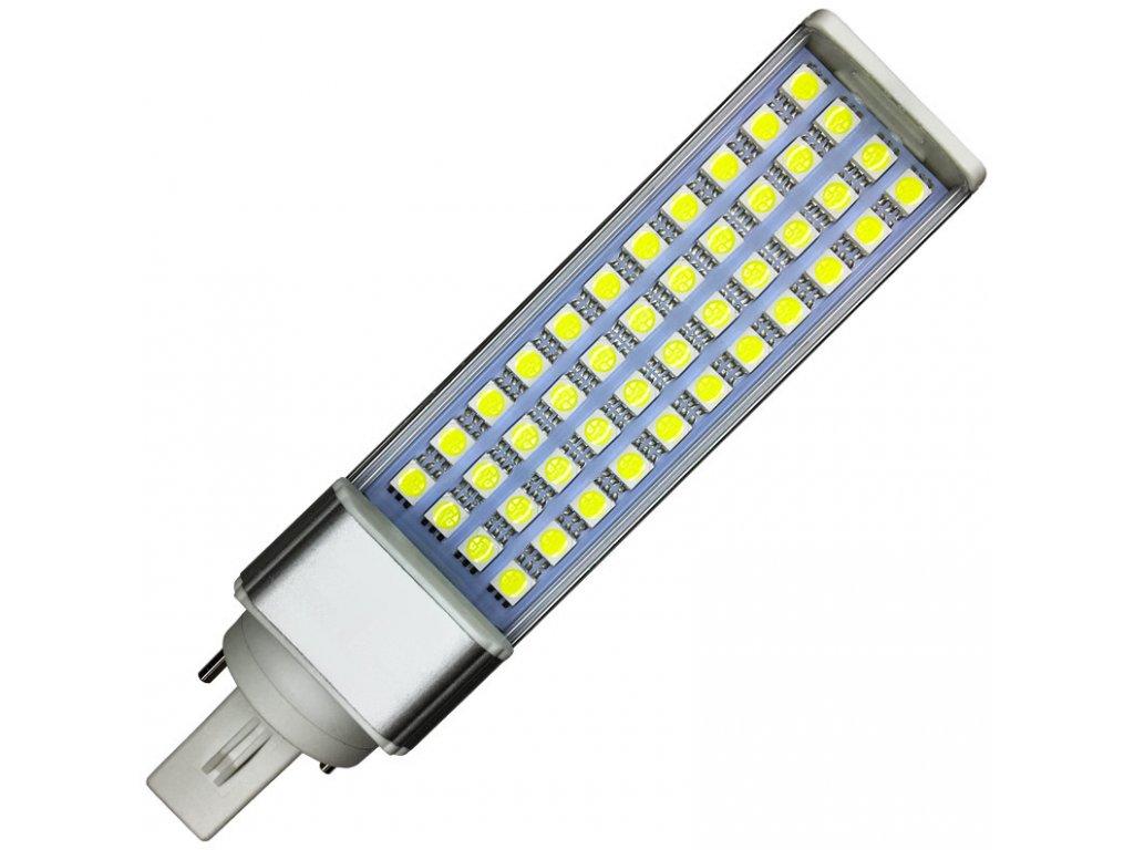 LED žárovka G24 9W teplá bílá