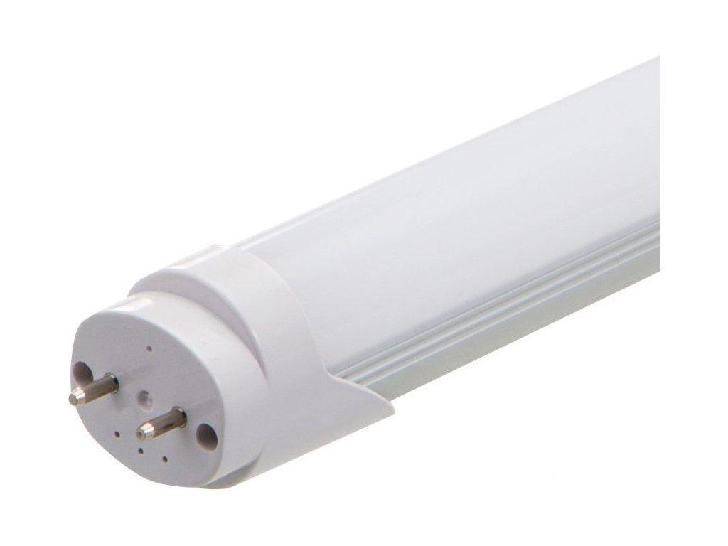 LED zářivka 120cm18W mléčný kryt teplá bílá