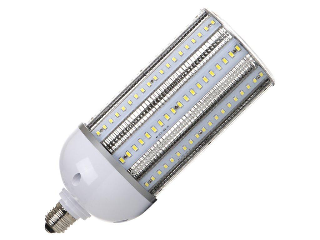 LED žárovka E27 CORN 48W teplá bílá