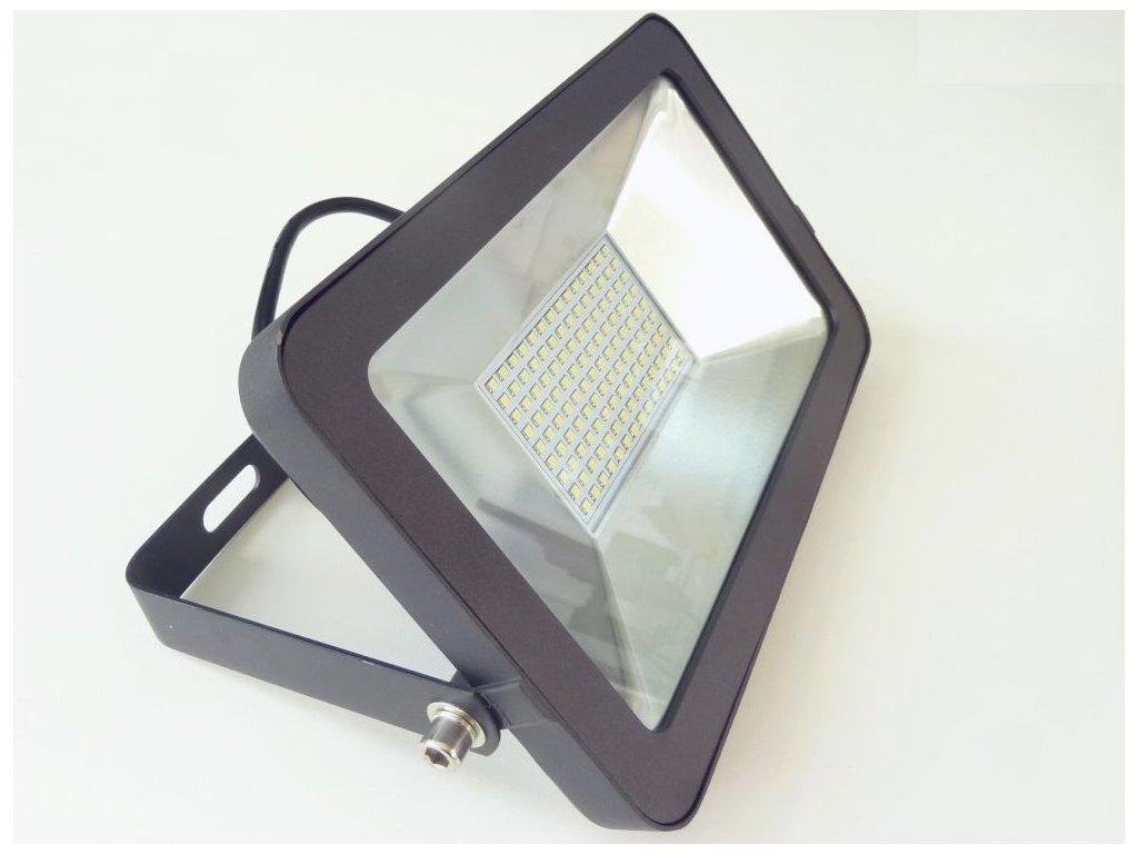 LED reflektor RB50W černý 50W - Studená bílá