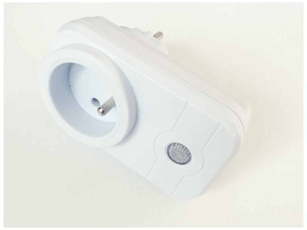 Spínací zásuvka dimLED RF ACS2200W - Spínací zásuvka dimLED RF ACS2200W