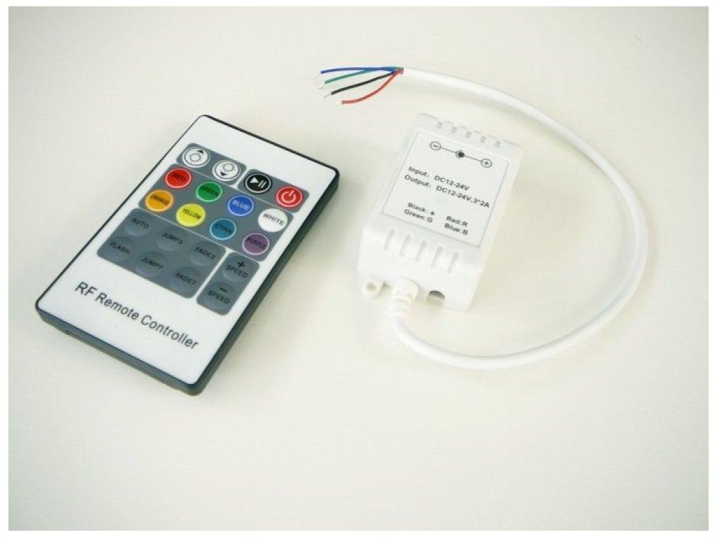 LED ovladač RGB-RF4-20B - RGB-RF4-20B-FREKVENCE OR