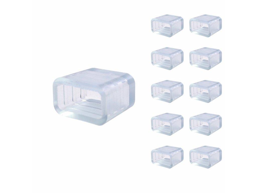 end cap for 240v 5050 led strips 14mm width 5000043 10 (1)