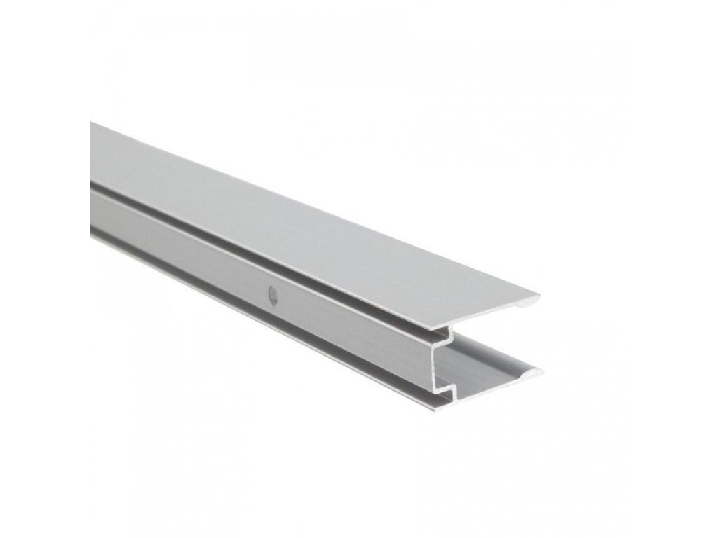 1m aluminium profile for monochrome neon led strips