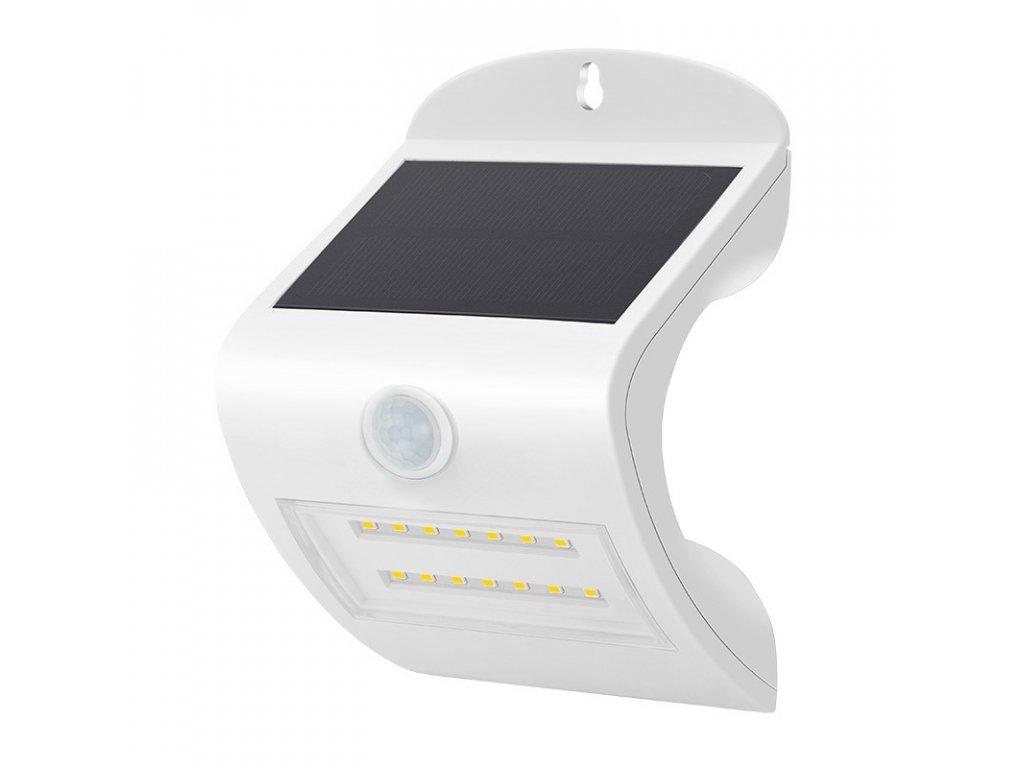 Solight LED solární světélko se senzorem, 3W, 350lm, Li-on