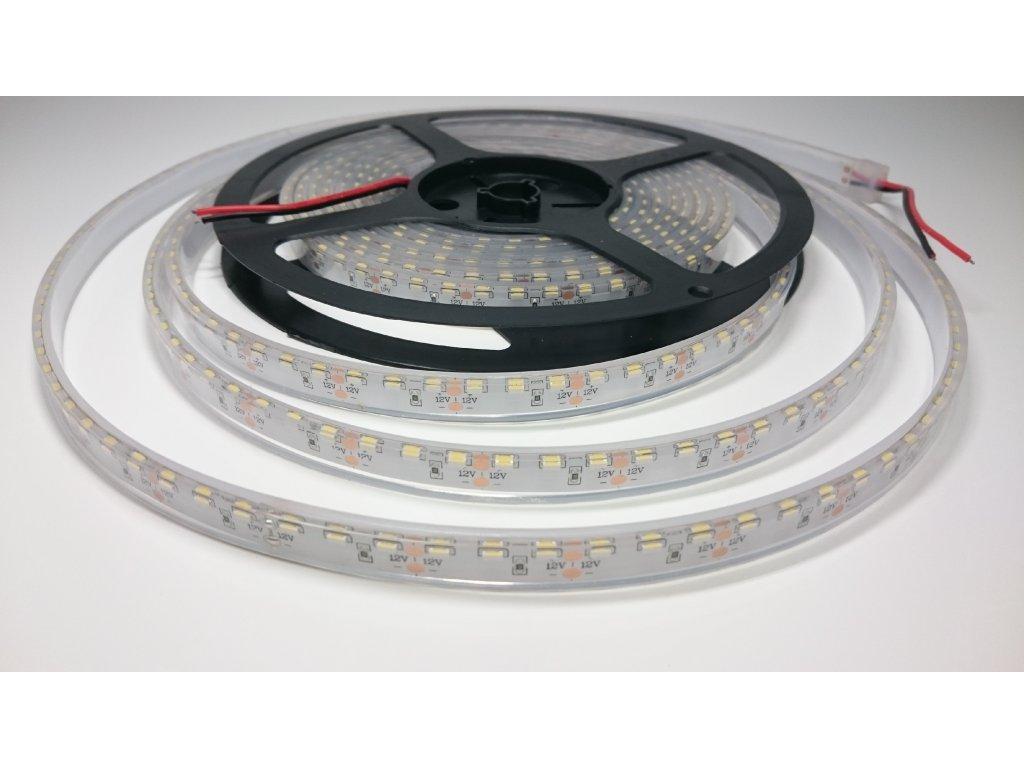 SIKOV LED pásek 315 stranový 12V 120led/m 3000K IP68 Záruka tři roky